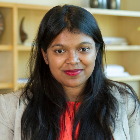 Shalmoli Halder (Yale College, SY '15)