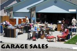 consumer - garage sale