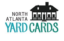 North Atlanta Yard Cards Is An All Occasion Card Company Offering Signs For Birthdays Graduations Anniversaries Churches Gender Reveal