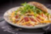 bij5, naaldwijk, restaurant, broodje, carpaccio, lunch, gerecht, lunchgerecht, kaart