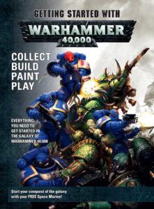 Warhammer 40k getting started magazine