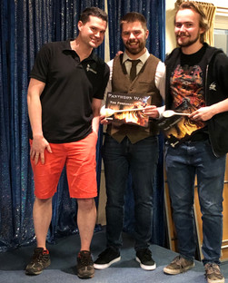 Pantheon Wars Wooden Spoon Winners