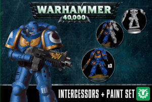 Intercessors paint set