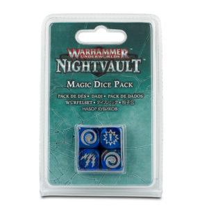 Nightvault magic dice