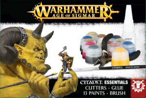 Citadel age of Sigmar essentials set