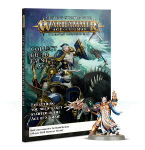 Age of Sigmar getting started magazine