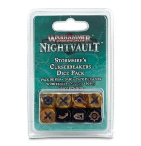 Nightvault stormsire's curse breakers dice
