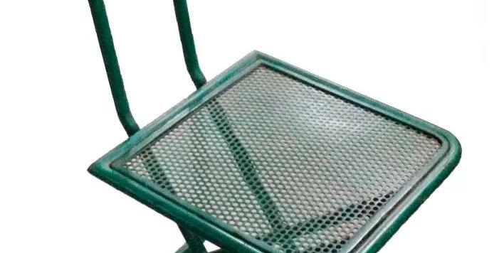 Cadeira Dobrável - Vintage Industrial