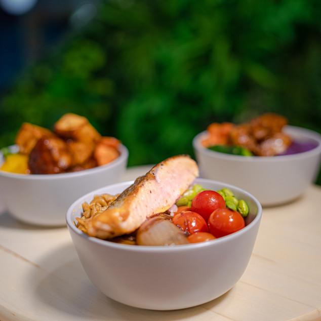 Fireless Kitchen Protein Bowls