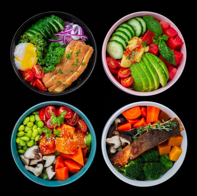 Fuss-Free Salads