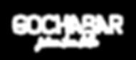 Gochabar Logo (White)