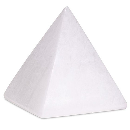 DL6195 Pyramide en Sélénite