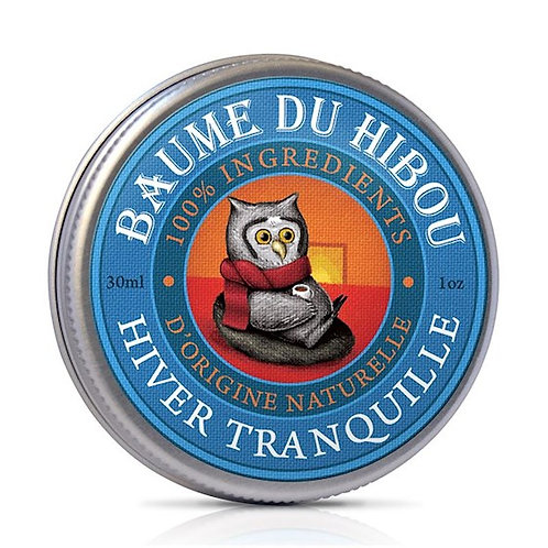 DL Baume du hibou Hiver Tranquile BIO