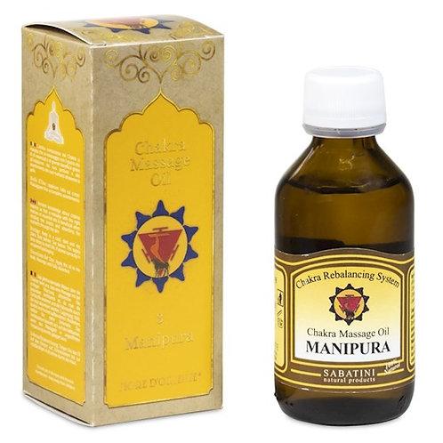 DLHuile de massage 3°chakra Manipura