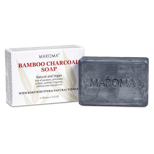 13170 Maroma Savon au charbon de bambou Comm. équitable