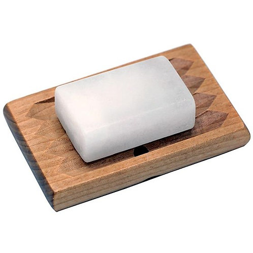 DLBien-être porte savon en bois