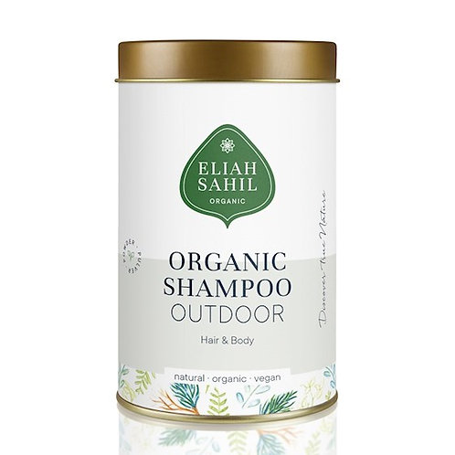 DL13073 Shampooing/douche Outdoor en poudre bio