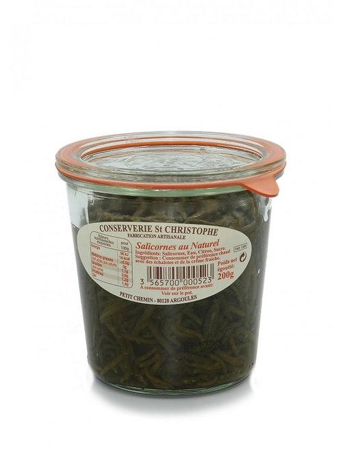 Salicornes au naturel - 200g