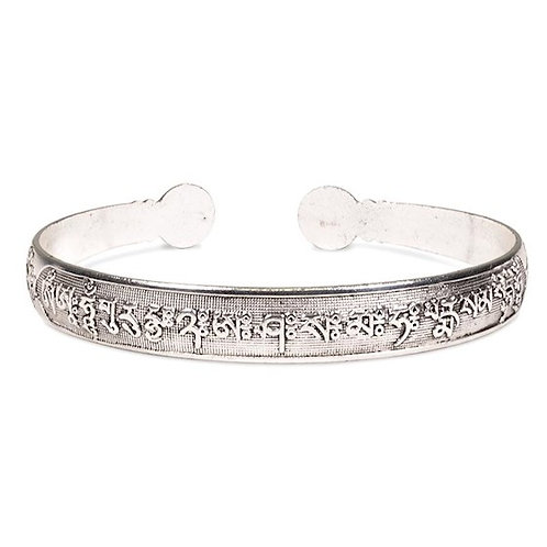 DL11460 Bracelet Miao avec Mantra OMPMH