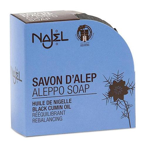 DLSavonnette d'Alep de toilette à l'huile de Nigelle