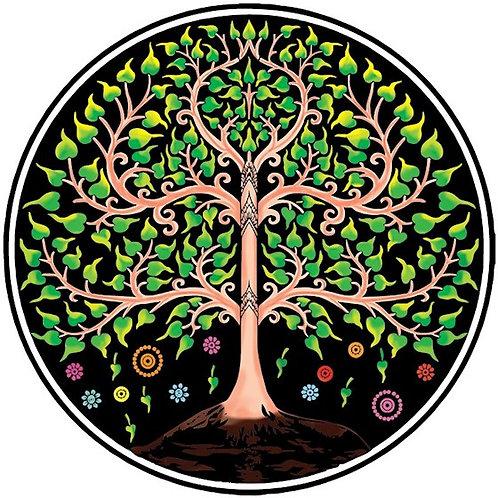 DL99938 Serviette de plage arbre de vie