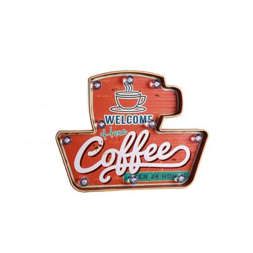 TA5470 - SIGNAL LUMINEUX LED COFFEE SHOP