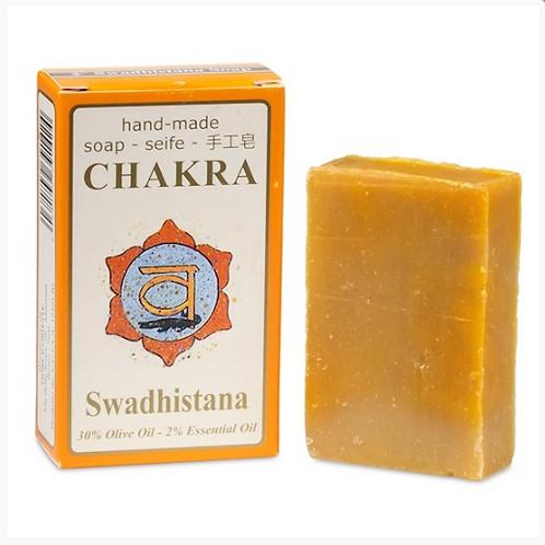 LCSavon 2°Chakra Swadhistana