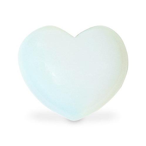 DL1823 Pierres de souci coeurs opale
