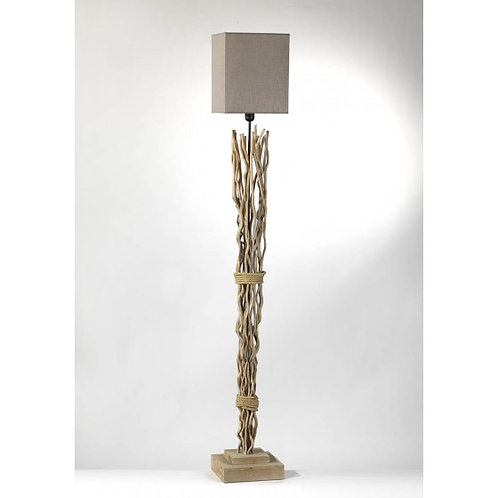 LAMPADAIRE NATURE/BOIS