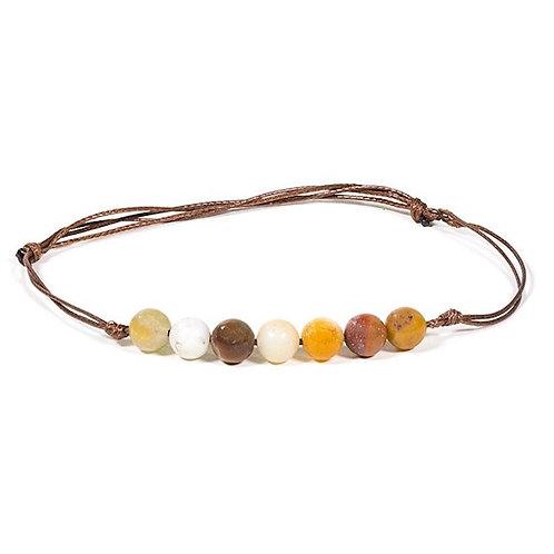 DL13115 Bracelet amazonite
