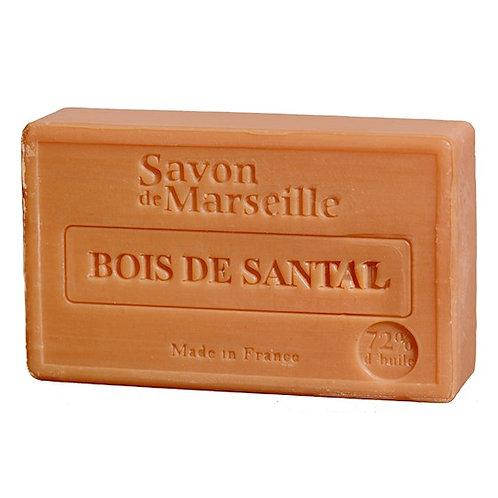 DL02528 Savon de Marseille naturel Bois de Santal