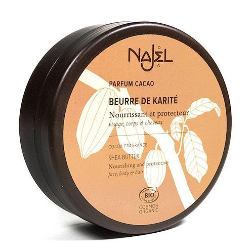 DLBeurre de Karité à la cacao 100% naturel