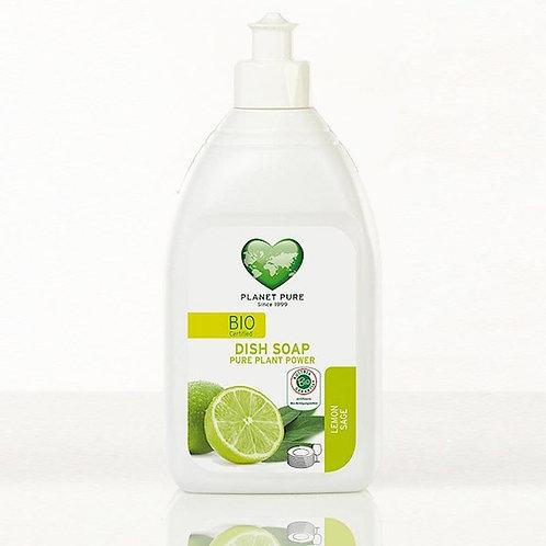 DL12377 Détergent organique citron vert / sauge