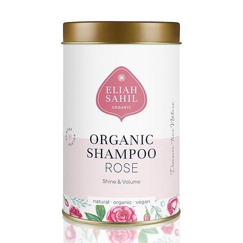 DL13072 Shampooing en poudre Rose bio