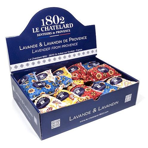 11459 Sachets de Lavande & Lavandin présentoir en carton