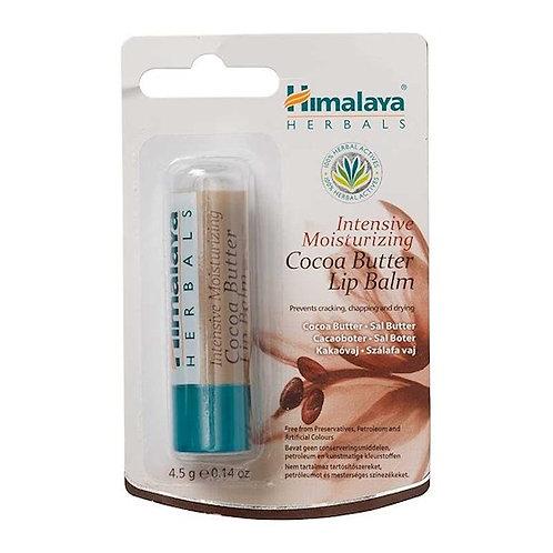 DLHimalaya Herbals Baume à lèvres au beurre de cacao