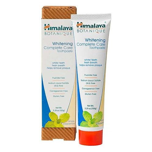 DLHimalaya Herbals -Dentifrice Botanique Blanchissant Soin Com
