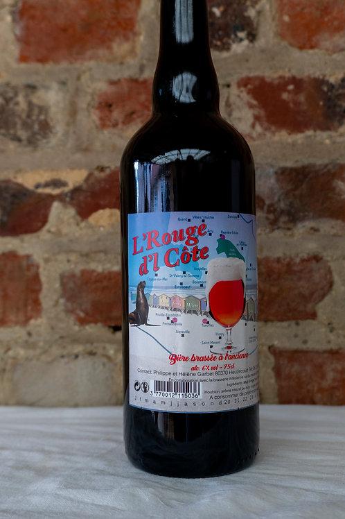 Bière rouge - L'Rouge d'l Côte