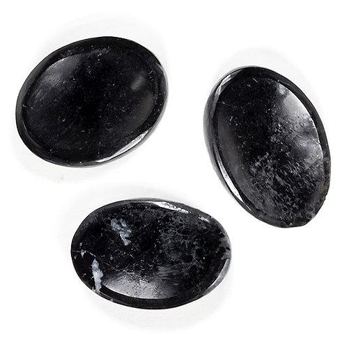 DL13249 Pierres des soucis Tourmaline noire