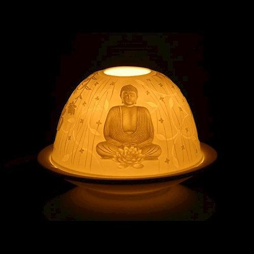 DLEclairage d'ambiance en porcelaine Bouddha