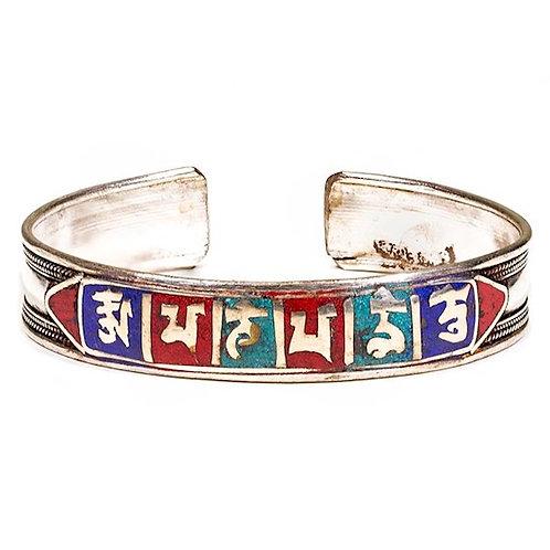 DL15617 Bracelet Om Mani Peme Hum