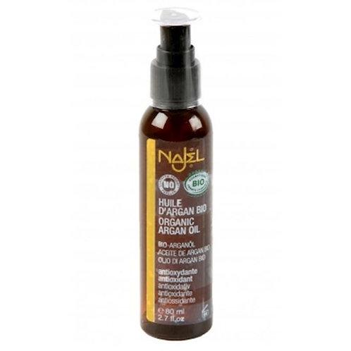 DLSoin de la peau et des cheveux huile d'Argan Bio