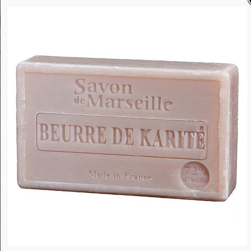 LCSavon de Marseille naturel Beurre de Karité