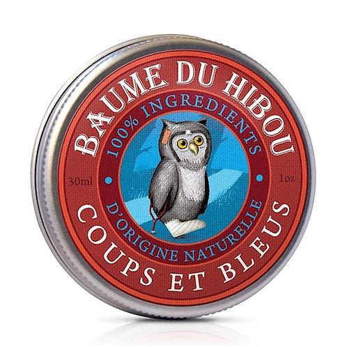 DLBaume du hibou Coups et bleus BIO
