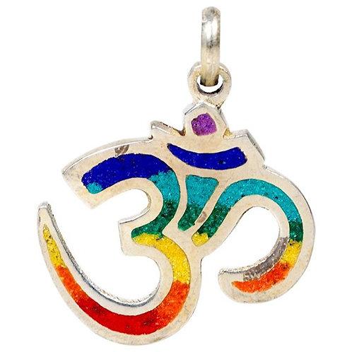 DL78142 Pendentif Chakra Om