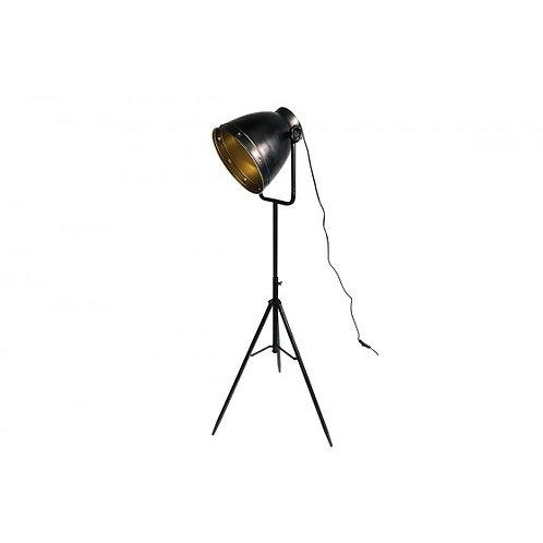 LV2067 - LAMPADAIRE INDUS NOIR/RIVETS OR -