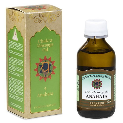DLHuile de massage 4°chakra Anahata
