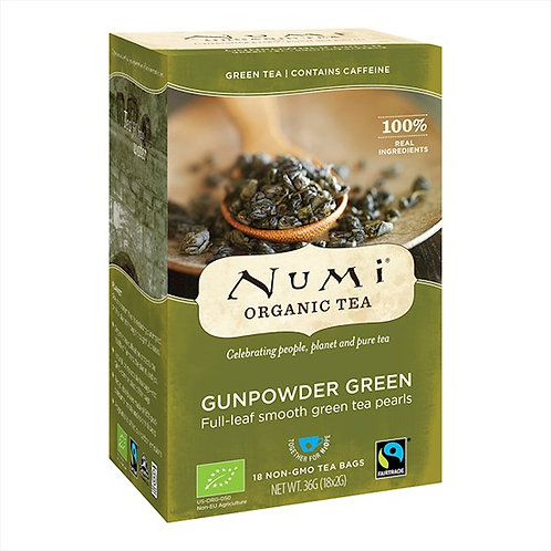 20004 Numi Thé bio Gunpowder Green