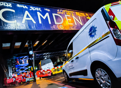 Universal Coatings UK @ Camden Town