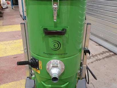 Brand New Dust Extractor For Our Workshop